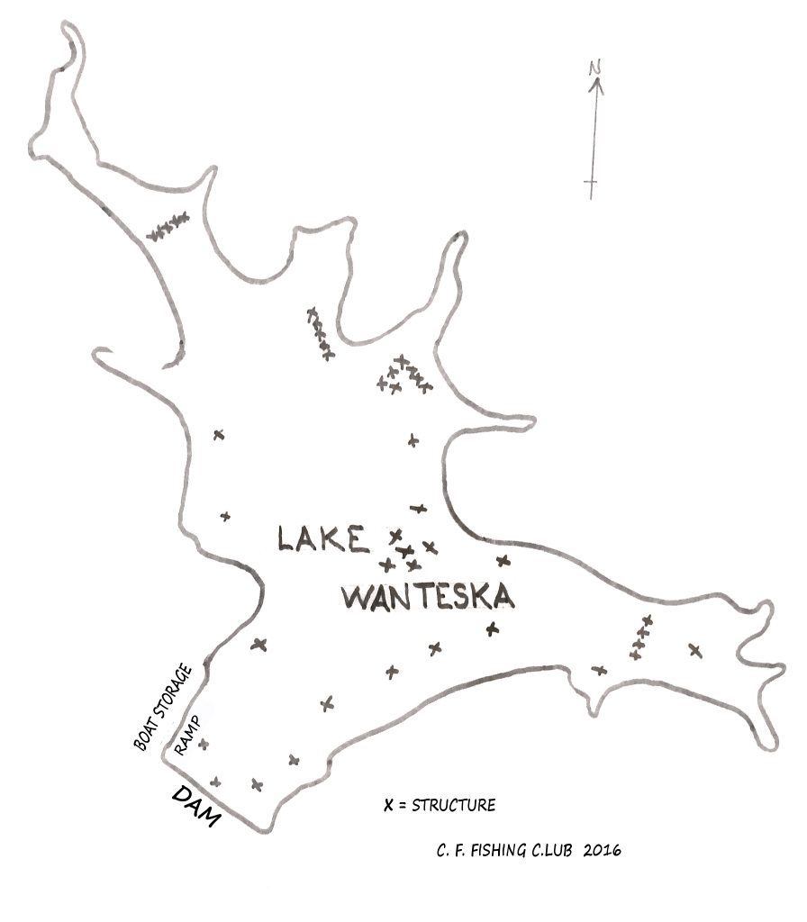 Lake Wanteska