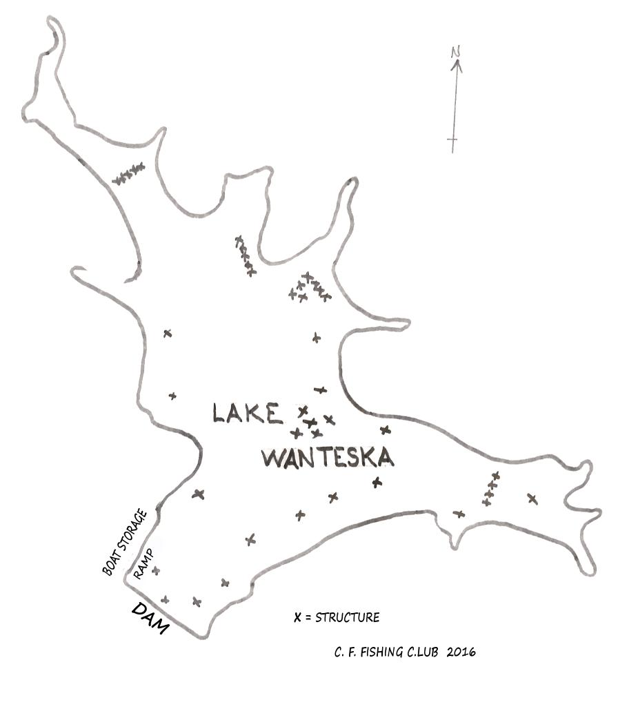 Lake Wanteska